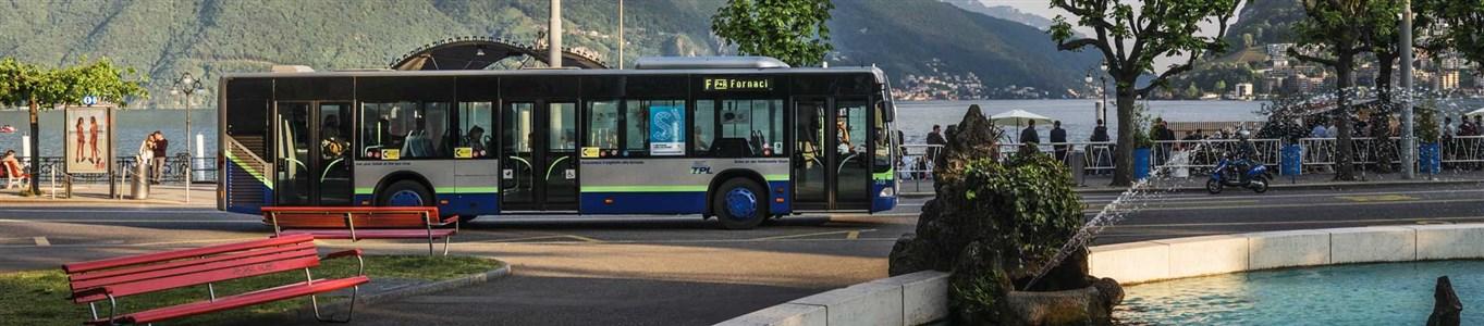Viaggiare in Bus